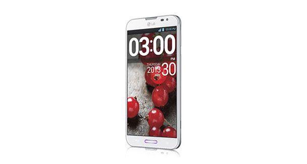 LG Optimus G Pro E988 Front View