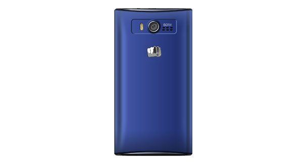Micromax Bolt A075 Back View