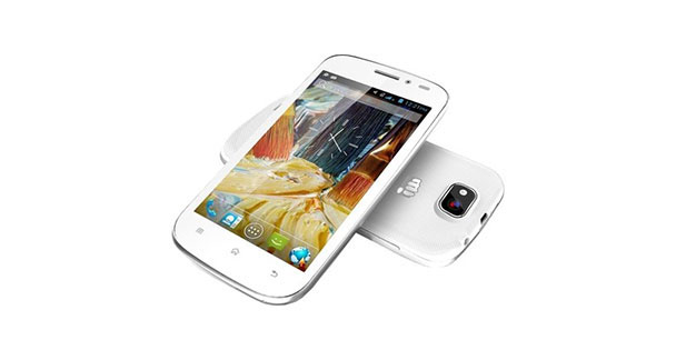 Micromax Bolt A71 Overall View
