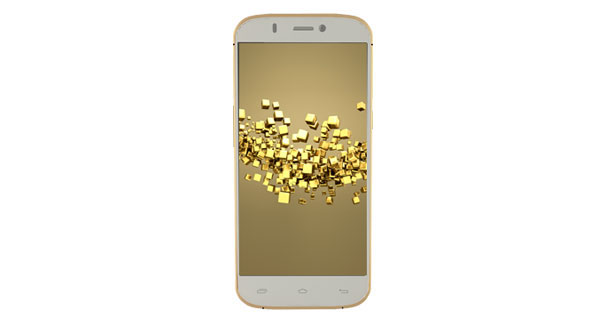 Canvas Gold A300 Front View