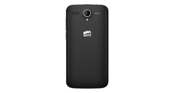Canvas Power A96 Back View