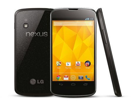 LG Nexus4 E960