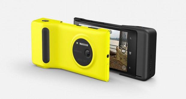 Nokia Lumia 1020 Back View