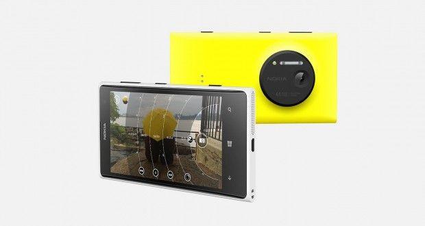 Nokia Lumia 1020 Horizontal View