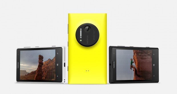 Nokia Lumia 1020 Overall View
