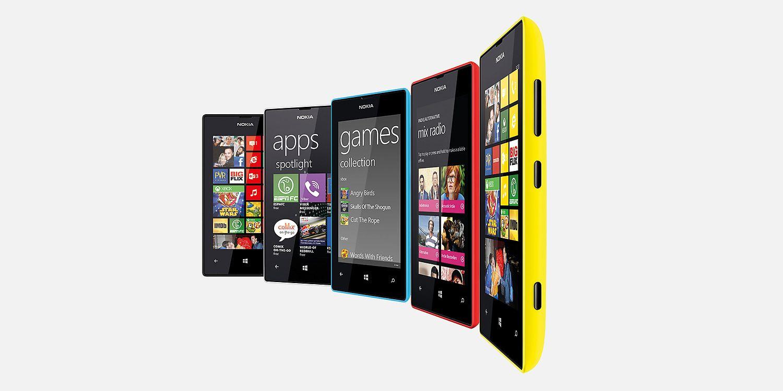 Nokia Lumia 520 Overall View