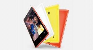 Nokia Lumia 525 Overall View