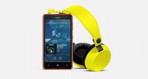 Nokia Lumia 625 Front View