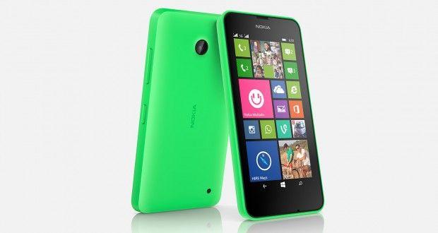 Nokia Lumia- 630