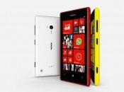 Nokia Lumia 720 Overall View