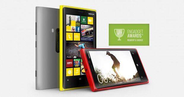 Nokia Lumia 920 Overall View