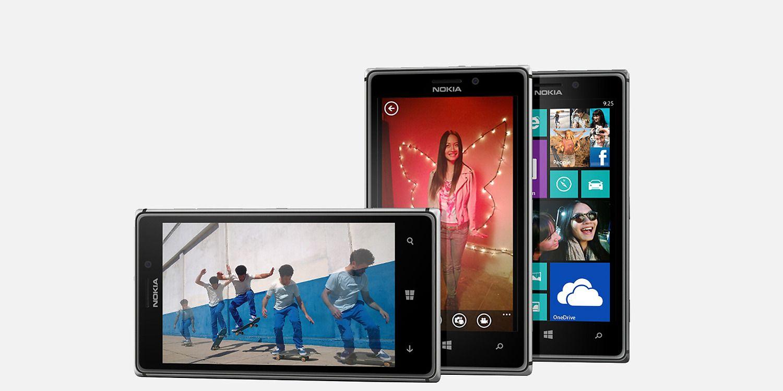 Nokia Lumia 925 Overall View