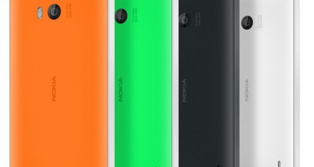 Nokia Lumia 930 Back View