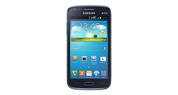 Samsung Galaxy Core Front View