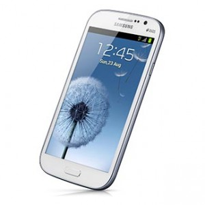 Samsung Galaxy Grand Overall View