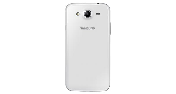 Samsung Galaxy Mega 5.8 Back View