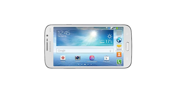 Samsung Galaxy Mega 5.8 Horizontal View