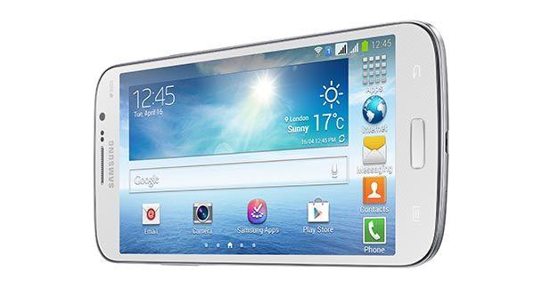Samsung Galaxy Mega 5.8 Overall View