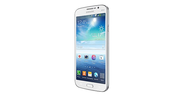 Samsung Galaxy Mega 5.8 Side View