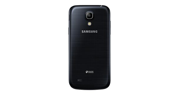 Samsung Galaxy S4 Mini Back View