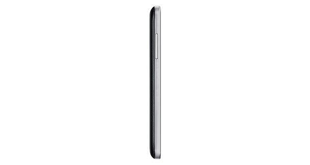 Samsung Galaxy S4 Mini left view