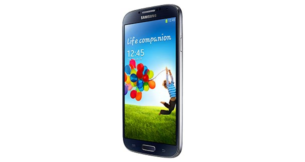 Samsung Galaxy S4 Overall View