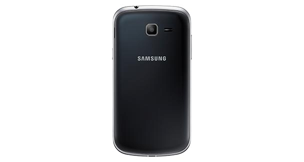 Samsung Galaxy Trend Back View