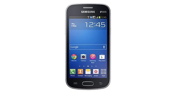 Samsung Galaxy Trend Front View