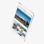 Apple iPad Air Top View