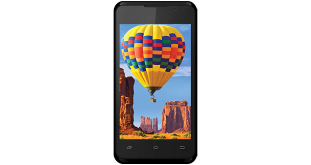 Intex Aqua 3G Overall View