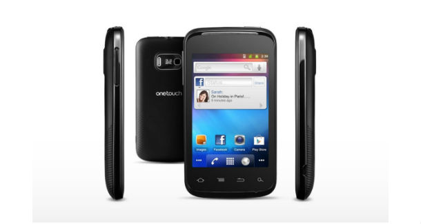 Alcatel One Touch 983