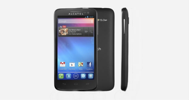 Alcatel One Touch Sapphire 2