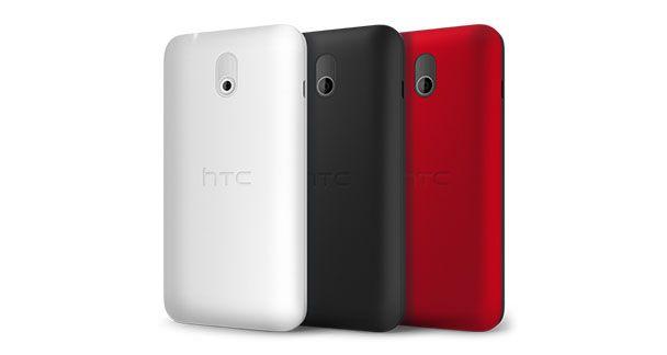 HTC Desire 210 Back View