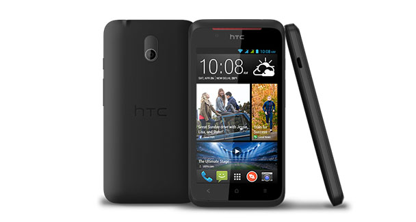 HTC Desire 210 Overall View