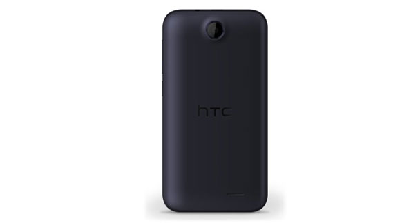 HTC Desire 310 dual sim Back View