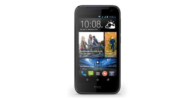 HTC Desire 310 dual sim Front View