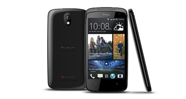 HTC Desire 500 Front View