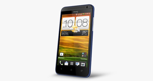 HTC Desire 501 dual sim Overall View