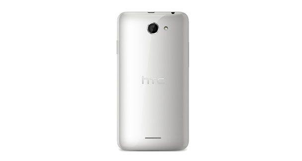 HTC Desire 516 dual sim Back View