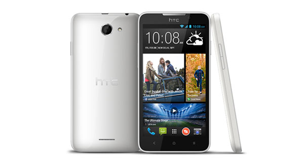 HTC Desire 516 dual sim Overall View