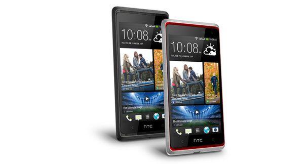 HTC Desire 600 Dual Sim Front View