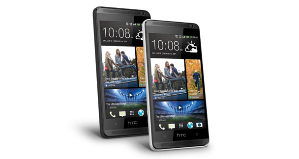 HTC Desire 600c Dual Sim Front View