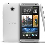 HTC Desire 601 dual sim Front and Back View