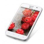 LG Optimus L4II Dual E445 Overall View