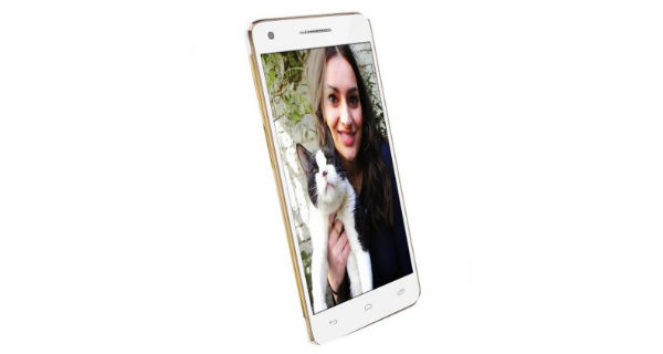Micromax Canvas 4 Plus Overall View