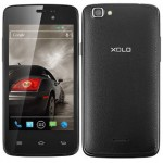 XOLO A500s Lite Front and Back View