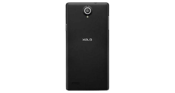 XOLO Q1100 Front View