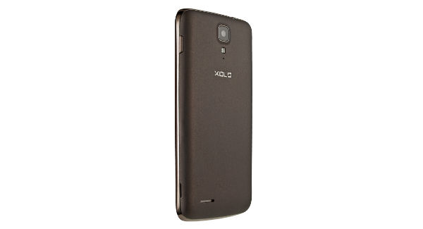 XOLO Q700 Back View