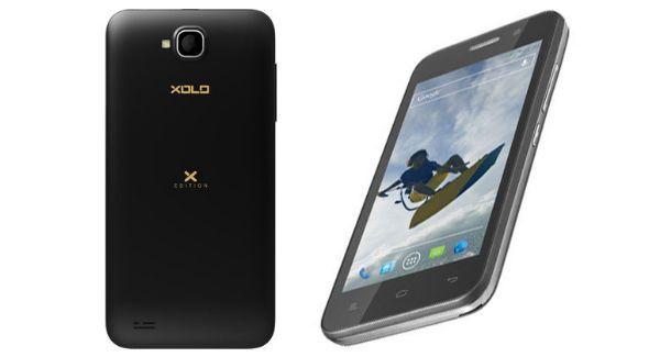 XOLO Q800 X-Edition