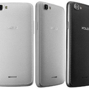 XOLO A500s Lite Back View